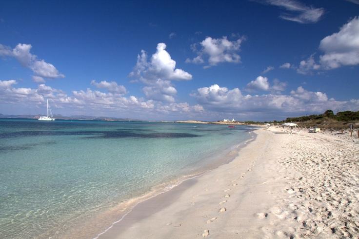formentera stranden vakantie