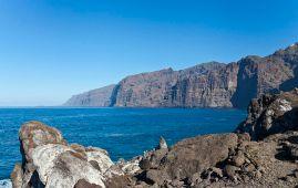 Los_Gigantes,_Tenerife,_Spanje mooiste stranden van het eiland