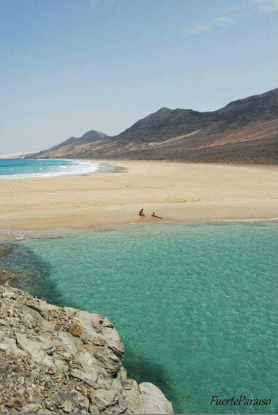 Cofete Beach mooiste stranden fuerteventura