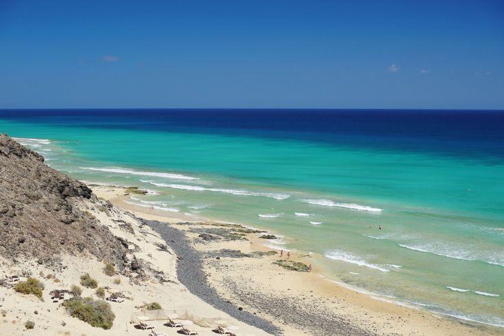 esquinzo beach fuerteventura mooiste srtranden