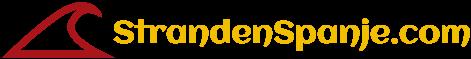 logo strandenspanje.com met tekst