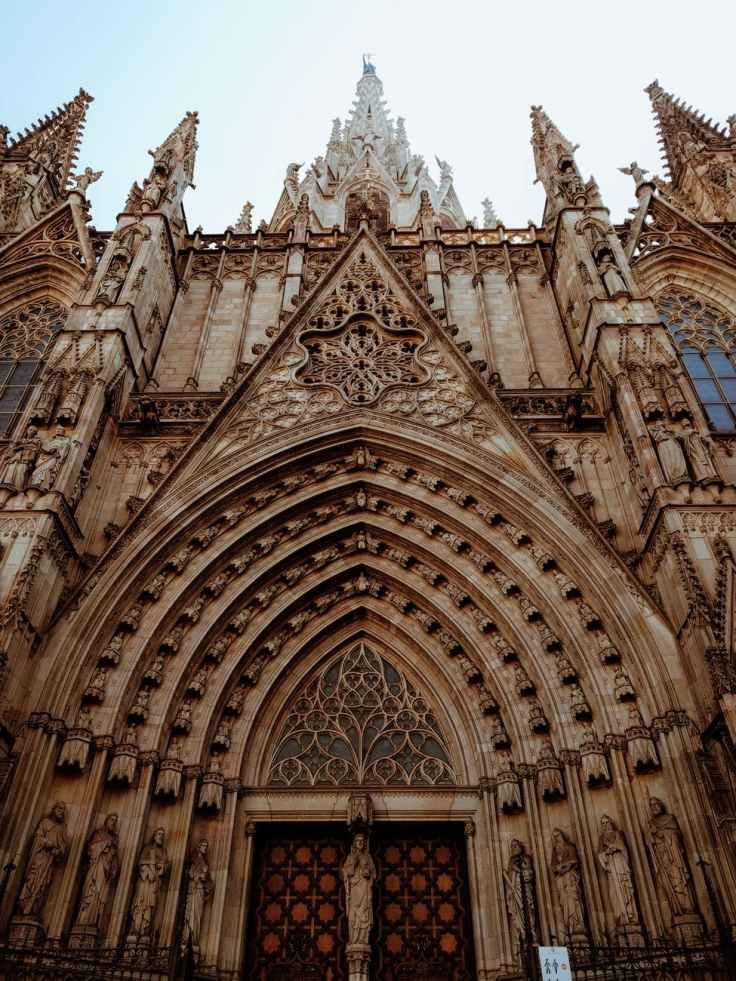 mooie bezienswaardigheden vakantie spanje architectuur, cultuur, gebouwen