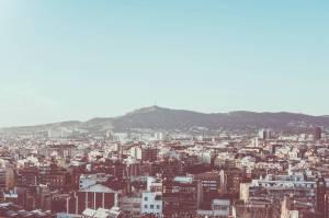 barcelona-berg-binnenstad-buiten