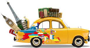 zomervakantie met auto - eigen vervoer naar Spanje 3