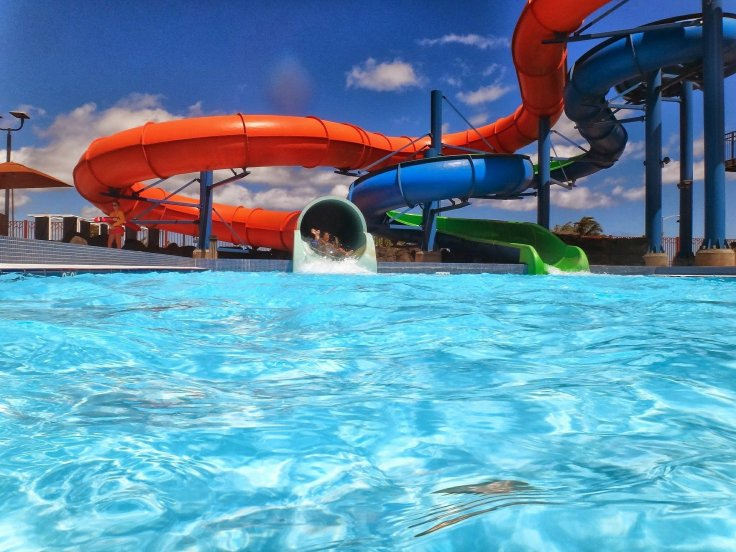 waterpark spanje aquapark met glijbanen 122