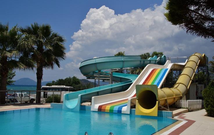 waterpark spanje aquapark met glijbanen 2