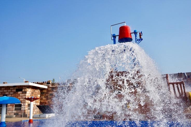 waterpark spanje aquapark met glijbanen 45993