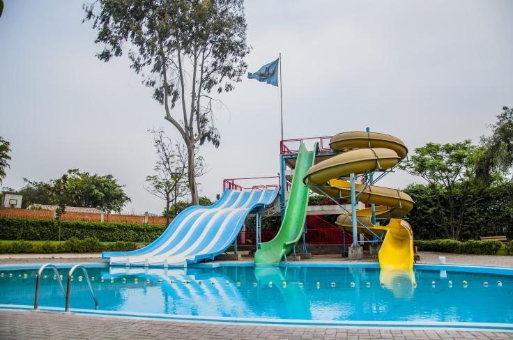 waterpark spanje aquapark met glijbanen 5