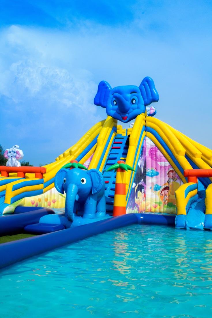 waterpark spanje aquapark met glijbanen 5t6