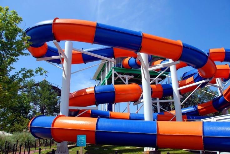 waterpark spanje aquapark met glijbanen 675