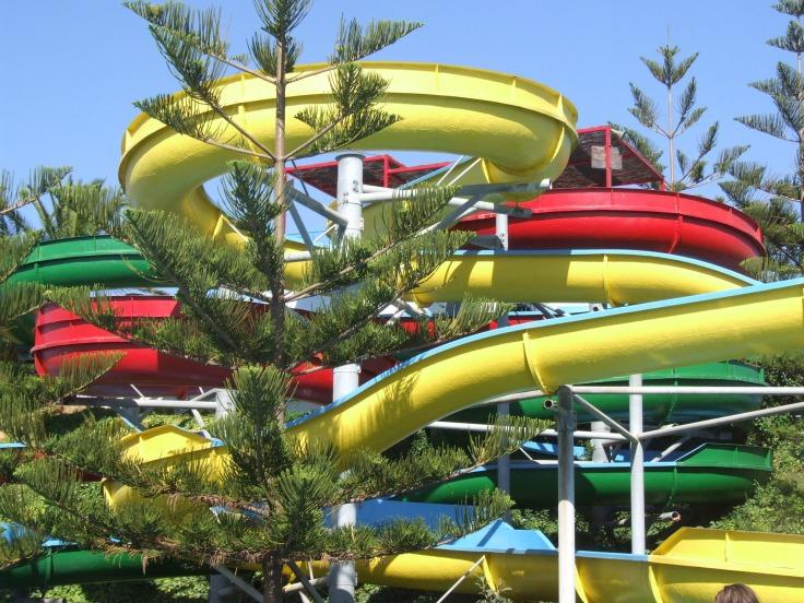waterpark spanje aquapark met glijbanen 76 123