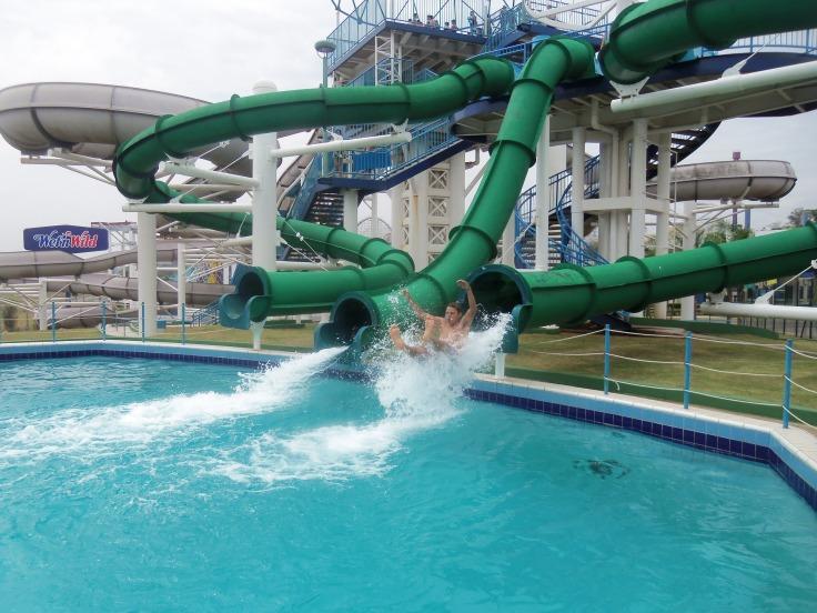 waterpark spanje aquapark met glijbanen 76444 123